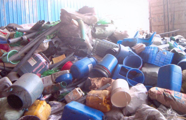 开发区废旧塑料回收
