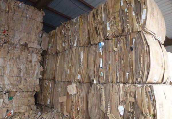 莱州废纸盒纸箱回收